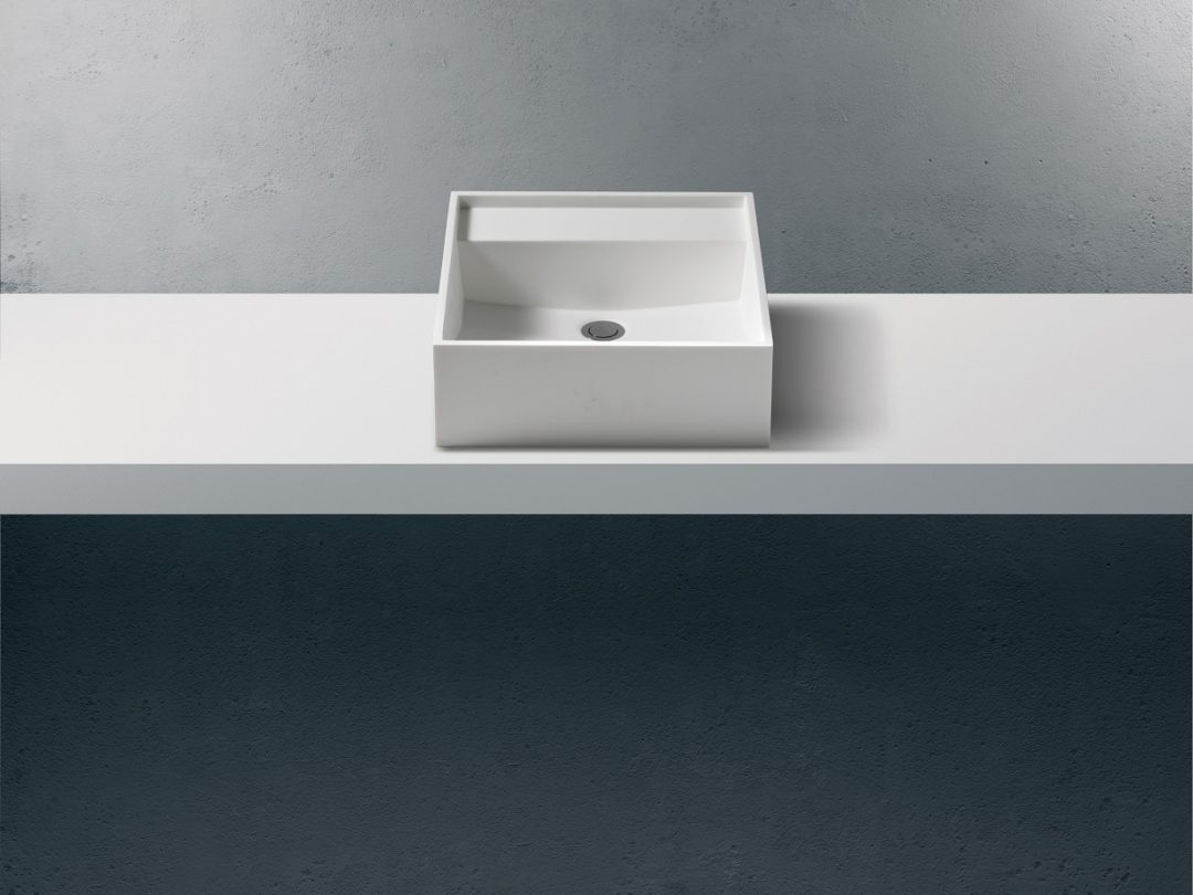 Solidz Royal Medium - Solid Surface Opzetbak