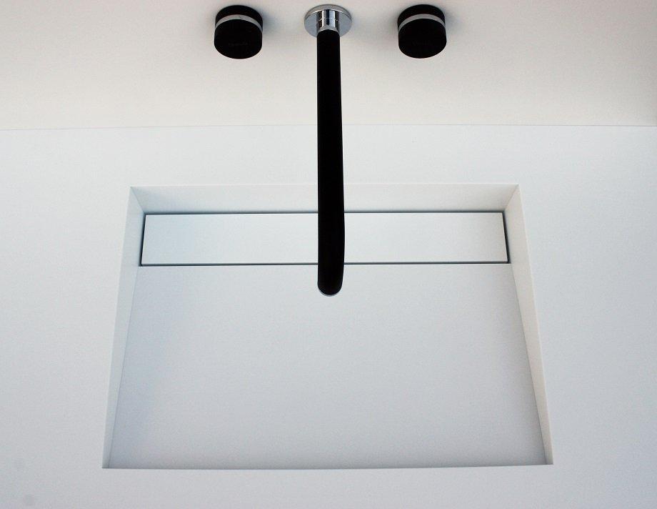 Solid Surface wastafel - Design Wastafel