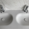 Solid Surface Thermo Eclipse Front - Corian - HI-MACS - top