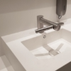 Corian Energy 7720 project wastafel - Dyson water tab - website 840x560
