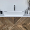 Solidz - Solid Surface Opzetkom - Brave Medium Front - Meubel Robuust