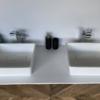 Solidz - Solid Surface Opzetkom - Brave Small meubel Robuust dubbel