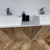 Solidz - Solid Surface Opzetkom - Brave Small meubel Robuust dubbel front