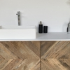 Solidz - Solid Surface Opzetkom - Defiant Rectangle Front - meubel Robuust