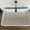 Solidz - Solid Surface Opzetkom - Defiant Rectangle Top